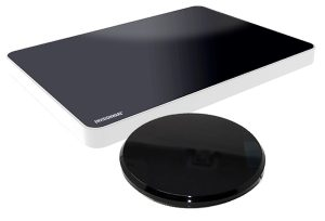 EnvisionWare RFID DeskPad and DiscReader