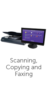 EnvisionWare Scanning, Copying and Faxing