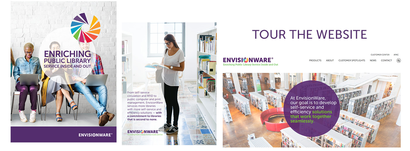 Rediscover EnvisionWare - Tour the new website