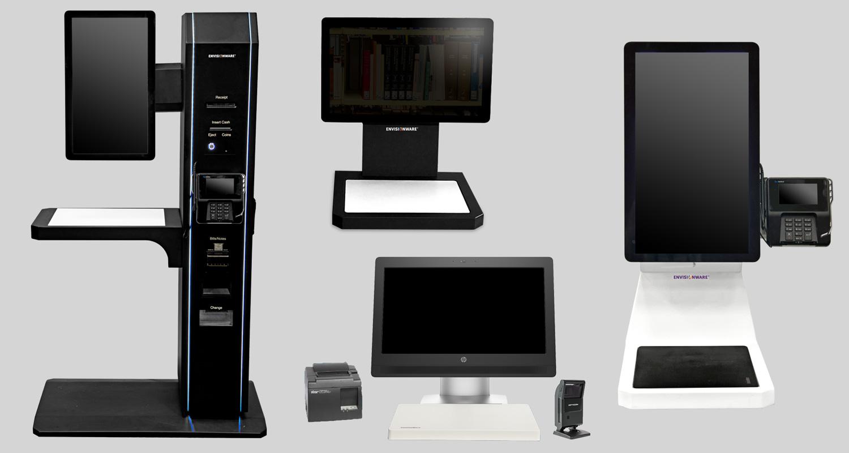EnvisionWare Self-service Hardware