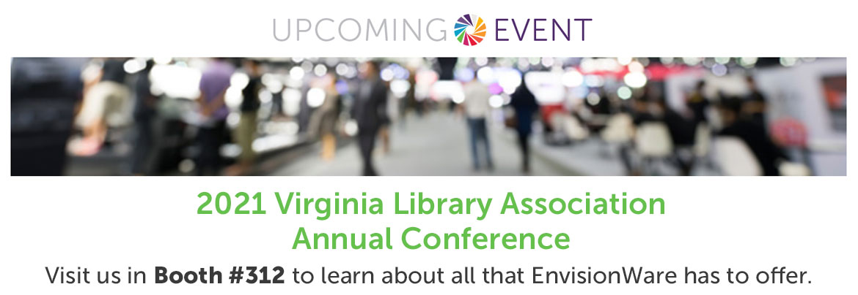 EnvisionWare at Virginia Library Association Annual