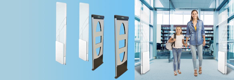 EnvisionWare RFID Gates