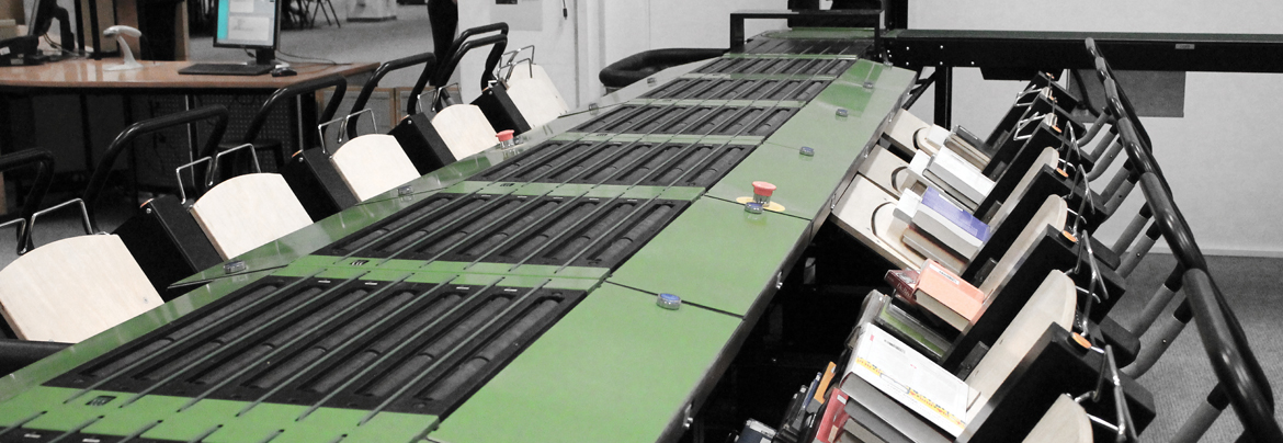 Webinar: Automated Materials Handling for Libraries of All Sizes