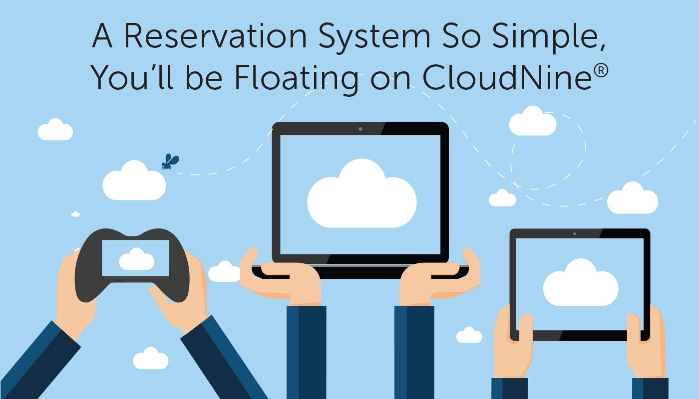 EnvisionWare CloudNine Reservation Service