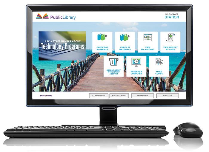 EnvisionWare's OneStop™ 3.1
