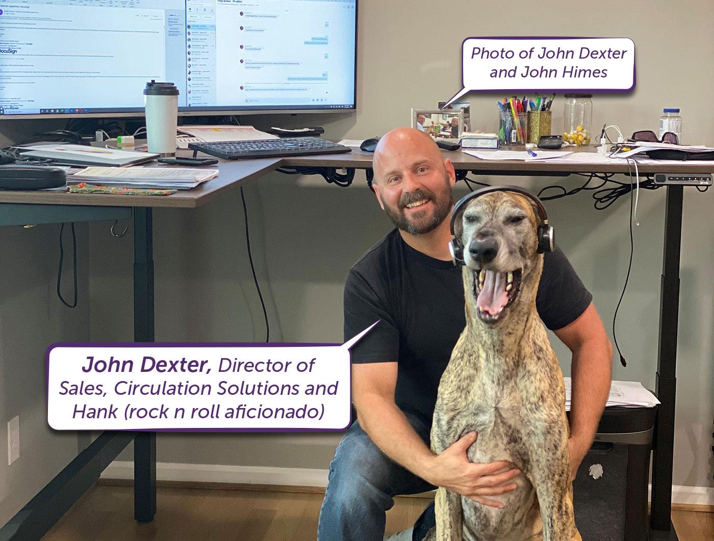 John Dexter @Home