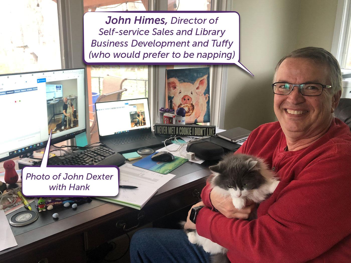 John Himes @Home