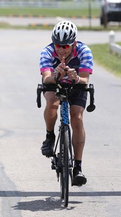 Bob Bogantz - Cycling