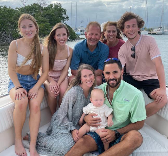 Bob Bogantz and Family