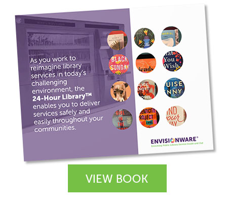 EnvisionWare's 24-Hour Library Flipbook